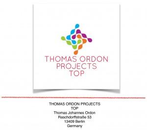 Thomas Johannes Ordon PROJECTS